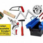 CORVUS - Werkzeugset im Koffer